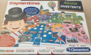 giochi in inglese